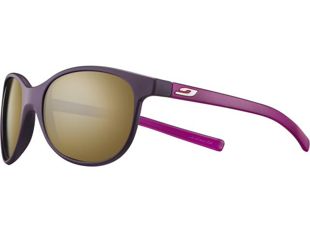Julbo Lizzy Spectron 3 Sonnenbrille Kinder matt aubergine/matt plum